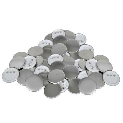 500 st Buttononderdelen 25 mm