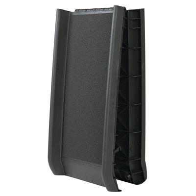 TRIXIE Huisdierenhelling 40x156 cm 90 kg zwart 3939
