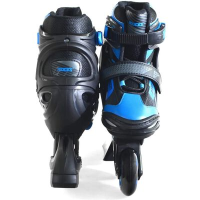 Roces inlineskates Jokey 2.0 jongens zwart/blauw maat 26-29