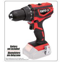 YATO Boor zonder accu 18 V 40 Nm