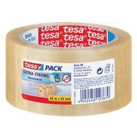 Tesa verpakkingsplakband Extra Strong, ft 50 mm x 66 m, PVC, transp...