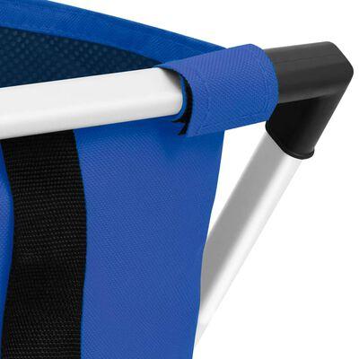 vidaXL Wassorteerder blauw
