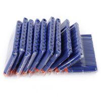100x kogels, foam darts voor N-Strike Elite - blauwe kleur