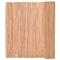 vidaXL Scherm 150x400 cm bamboe