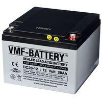 VGM AGM Deep Cycle accu 12 V 12 Ah DC28-12
