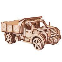 Wood Trick Schaalmodelset Truck hout
