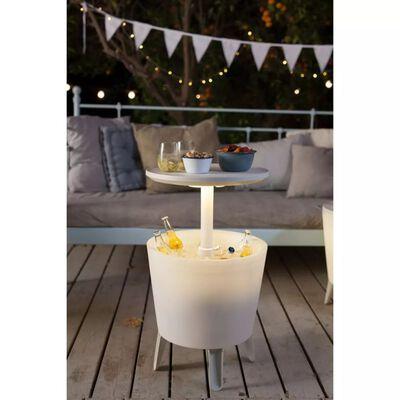 Keter Cool Bar verlicht wit 232924