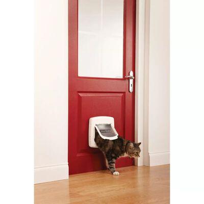 Petsafe kattenluik tot 7 kg magnetisch slot wit 400