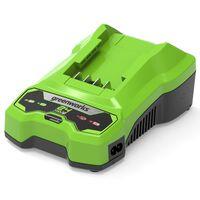 Greenworks Acculader 24 V 2 A