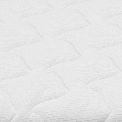 vidaXL Topmatras 6 cm visco-traagschuim 120x200 cm