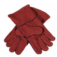 GYS Handschoenen multifunctioneel rood leer