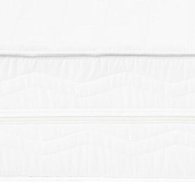 vidaXL Matras 18 cm visco-traagschuim 140x200 cm