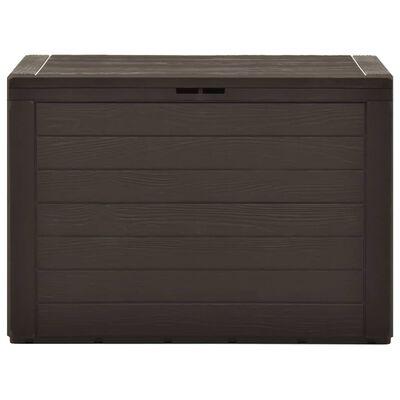 vidaXL Tuinbox 78x44x55 cm bruin
