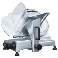 vidaXL Vleessnijmachine professioneel elektrisch 220 mm