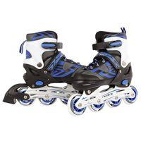 Street Rider Inline-skates 35-38 blauw