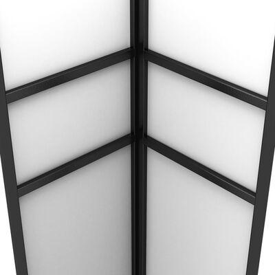 vidaXL Prieel met dubbel dak 3x3 m wit