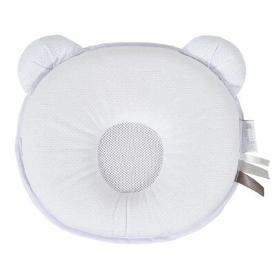 Candide Petit Babyhoofdsteun Panda Air+ ergonomisch wit    ,