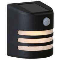 Luxform Tuinwandlamp Seine solar LED intelligent