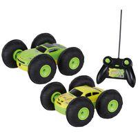 Happy People Speelgoedauto radiografisch bestuurbaar Stunt Flipper