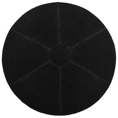 Koolstoffilters voor afzuigkap 2 st 175x30 mm