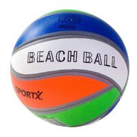 SportX Voetbal Beach Ball 290gr