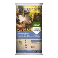 Bio Mps Aanplantgrond Tuinplanten, Bomen & Hagen 30l Pokon