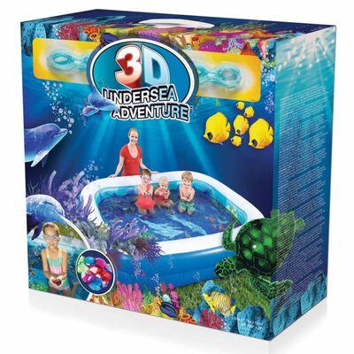 Bestway Zwembad opblaasbaar onderwateravontuur 54177