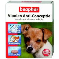 Beaphar Vlooien Anticonceptie Kleine Hond 2,6-6,7 Kg