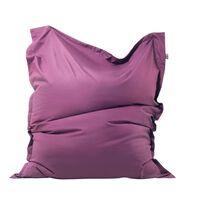 Beliani Bean bag Big Lantaarn  Polyester