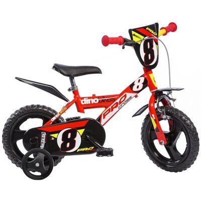 Dino Bikes Kinderfiets Pro-Cross 12'' rood DINO356004