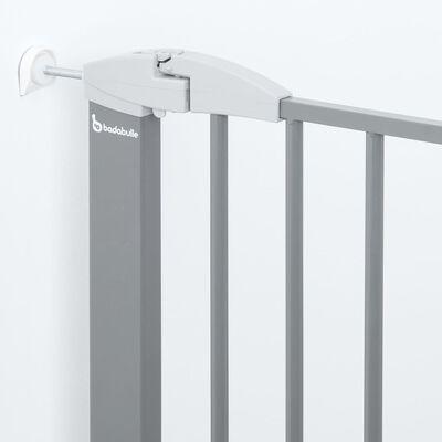 Badabulle Traphek Safe & Lock 73-81,5 cm metaal grijs