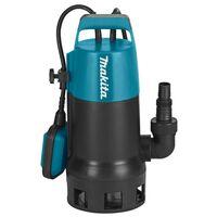 Makita Dompelpomp elektrisch 1100 W blauw en zwart